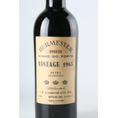 BURMESTER VINTAGE PORT 'Extra Selected' 1963