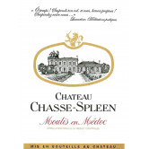 CHÂTEAU CHASSE SPLEEN 1999