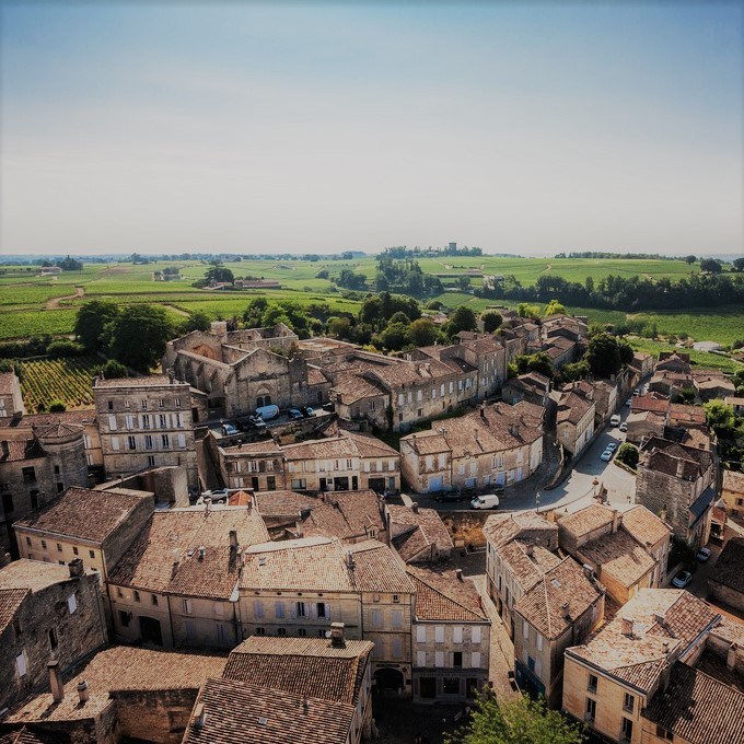 Saint Emilion village