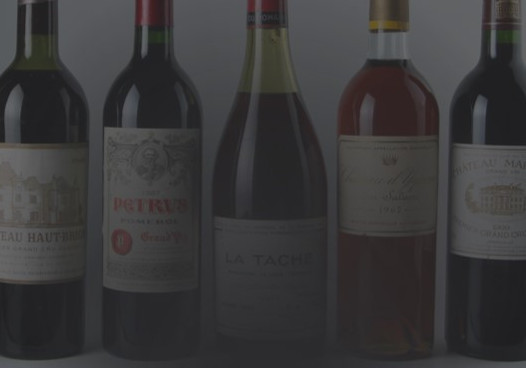 The greatest wines